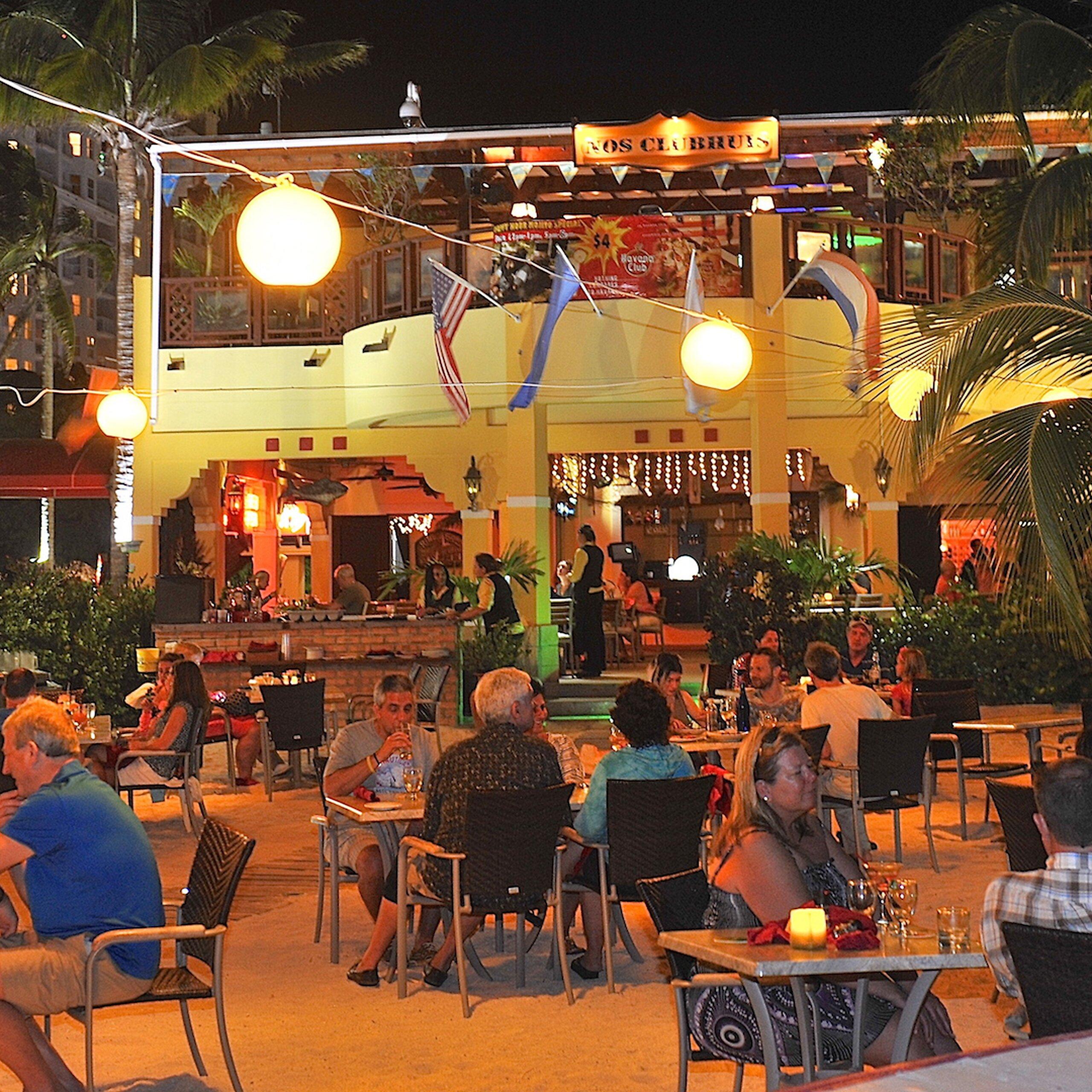 Hadicurari Restaurant Aruba Aruban Seafood Restaurant