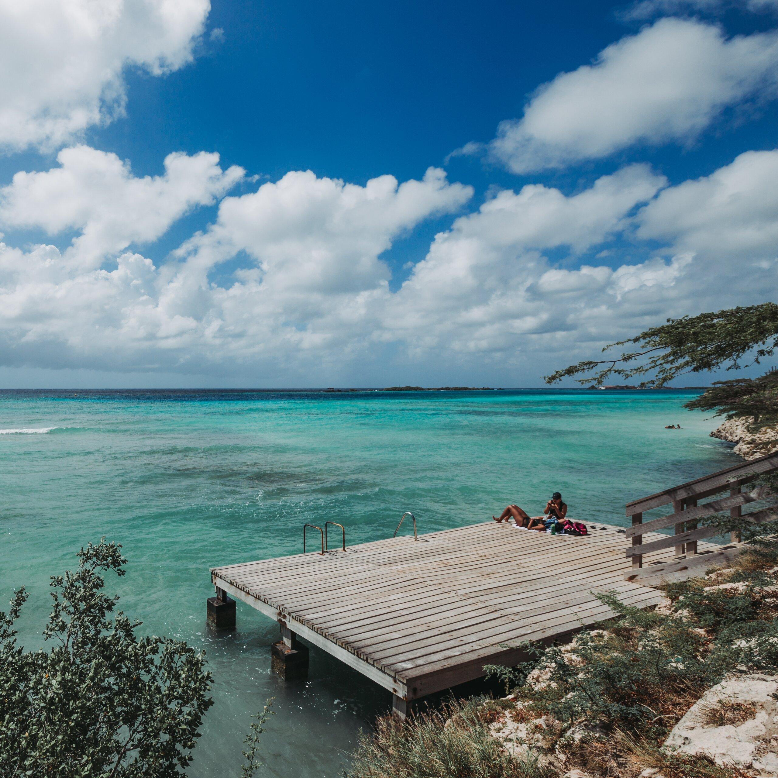 Mangel Halto Beach, Aruba - Excellent Snorkeling & Shore Diving