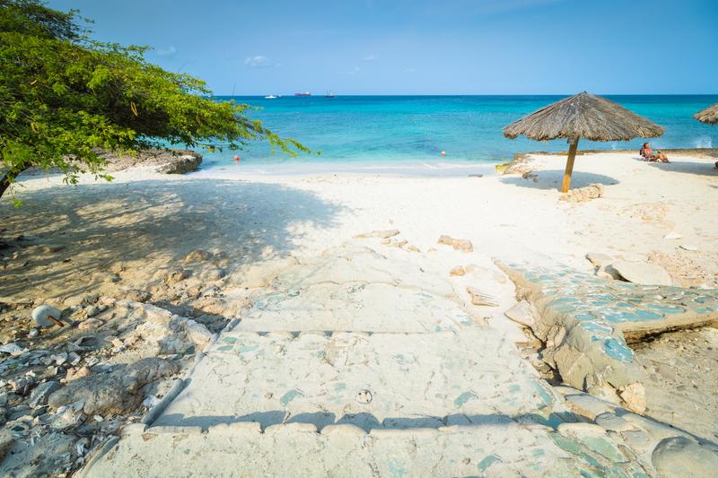 Boca Catalina Beach, Aruba: la mejor playa para nadar del Caribe