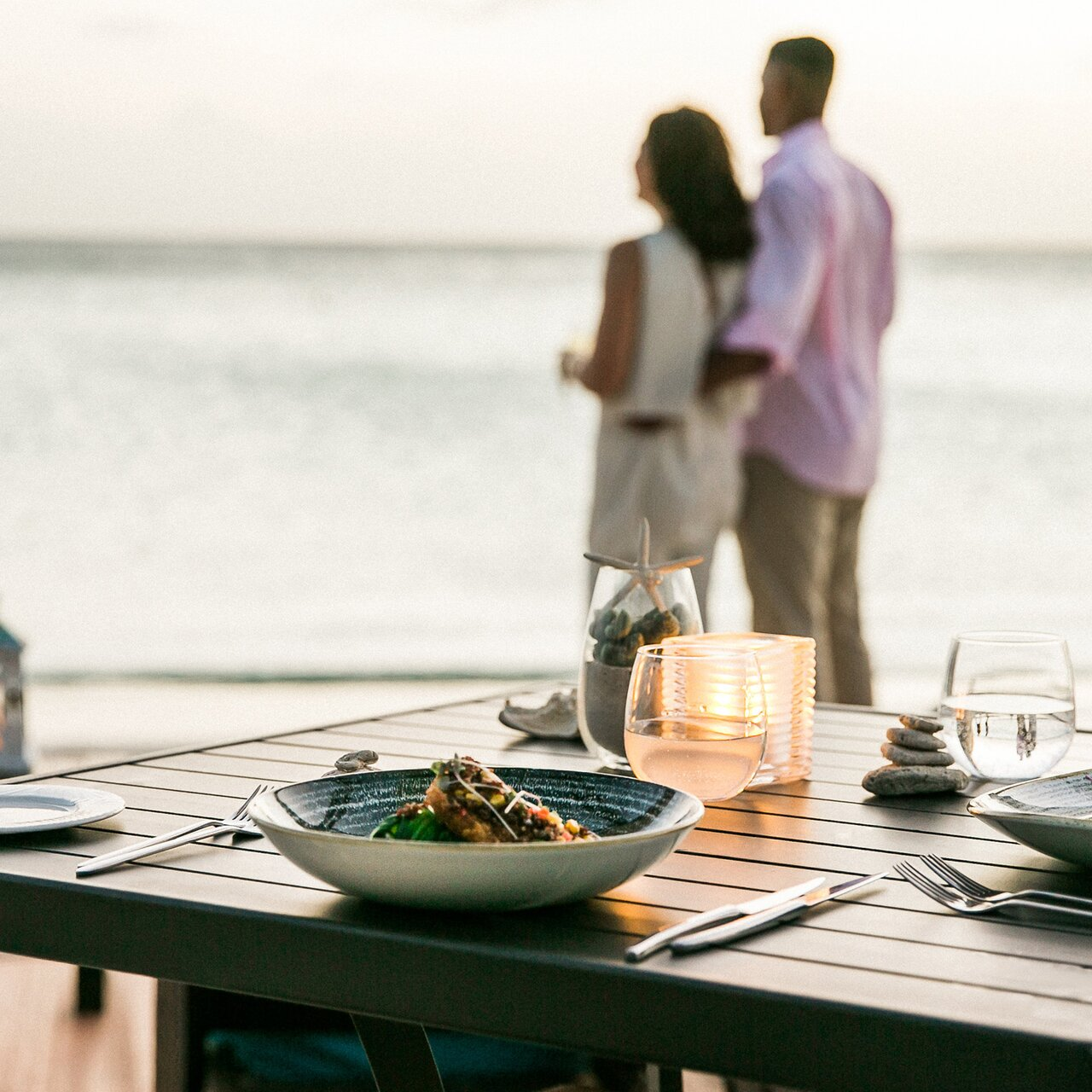 Beachfront Restaurants In Palm Beach Aruba Atardi