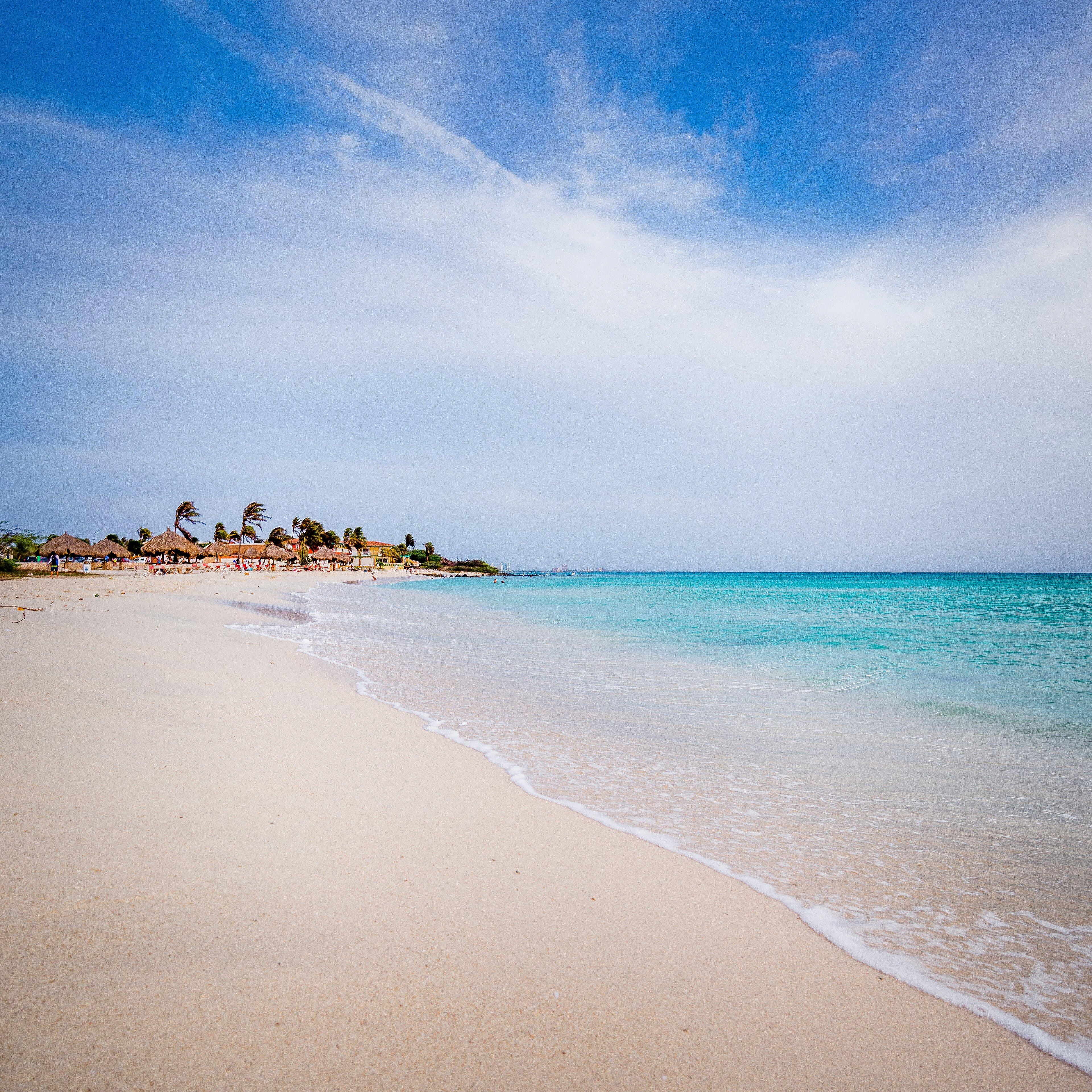 Arashi Beach, Aruba - Best Snorkeling Beach in the Caribbean