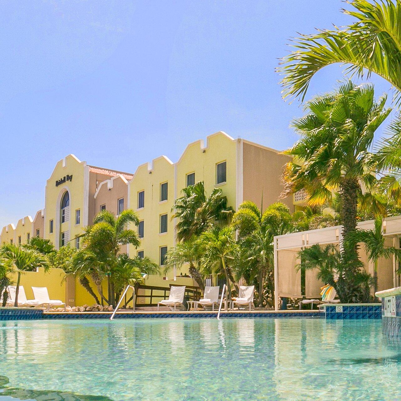 Luxurious Boutique Hotels In Palm Beach Aruba Brickell Bay Club Spa