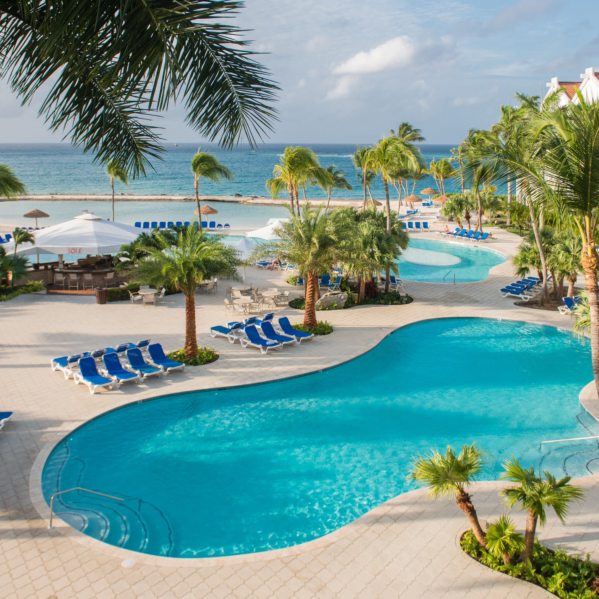 Private Beachfront Resorts In Aruba