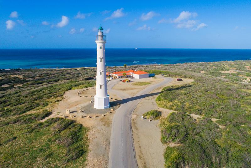 California Lighthouse - Best in Aruba