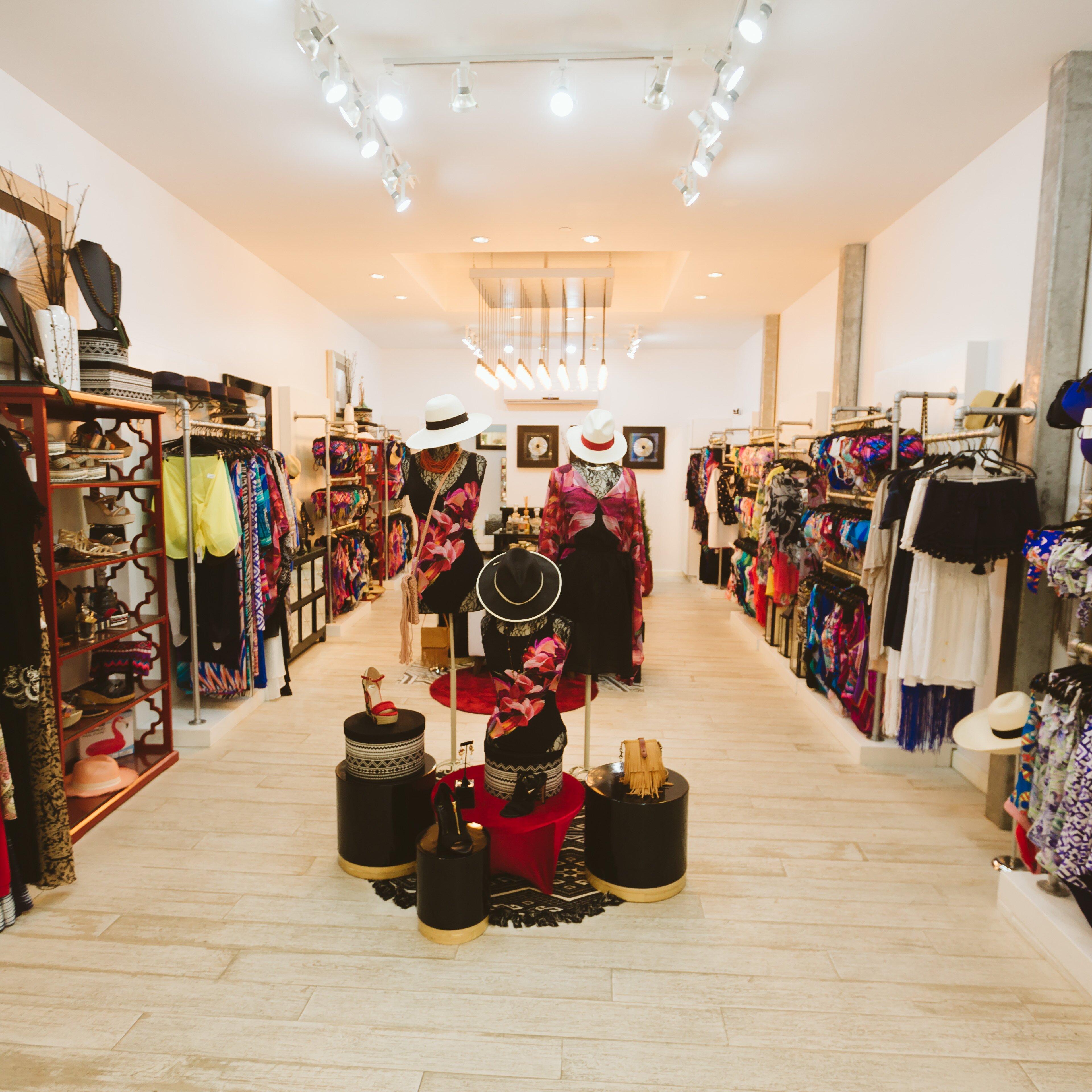20a898a7c Tiendas de ropa y trajes de baño para mujeres en Aruba  Eva Boutique