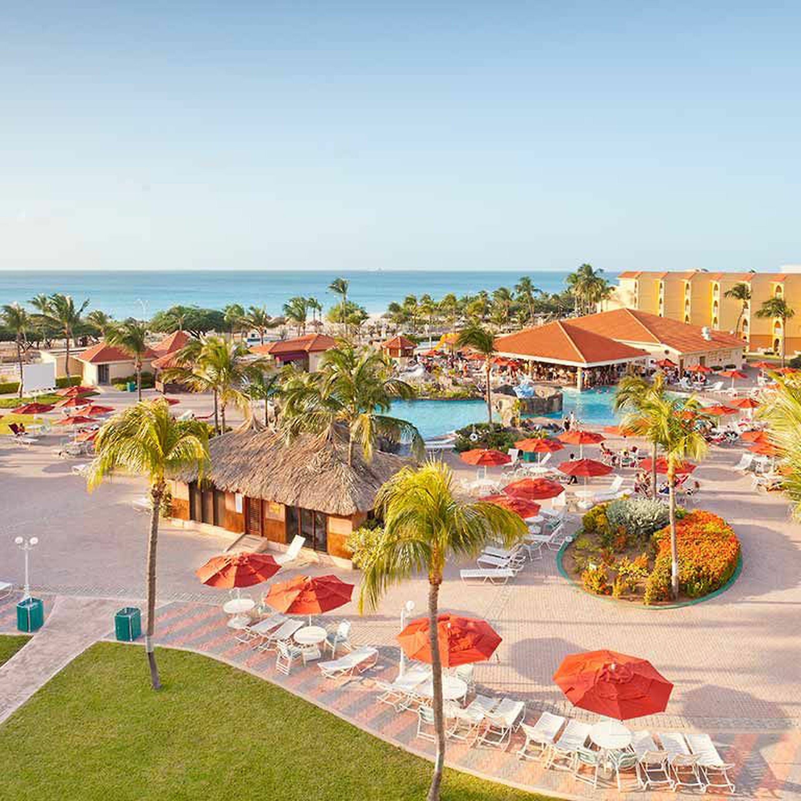 La Cabana Beach Resort  Casino Takes Leadership Position