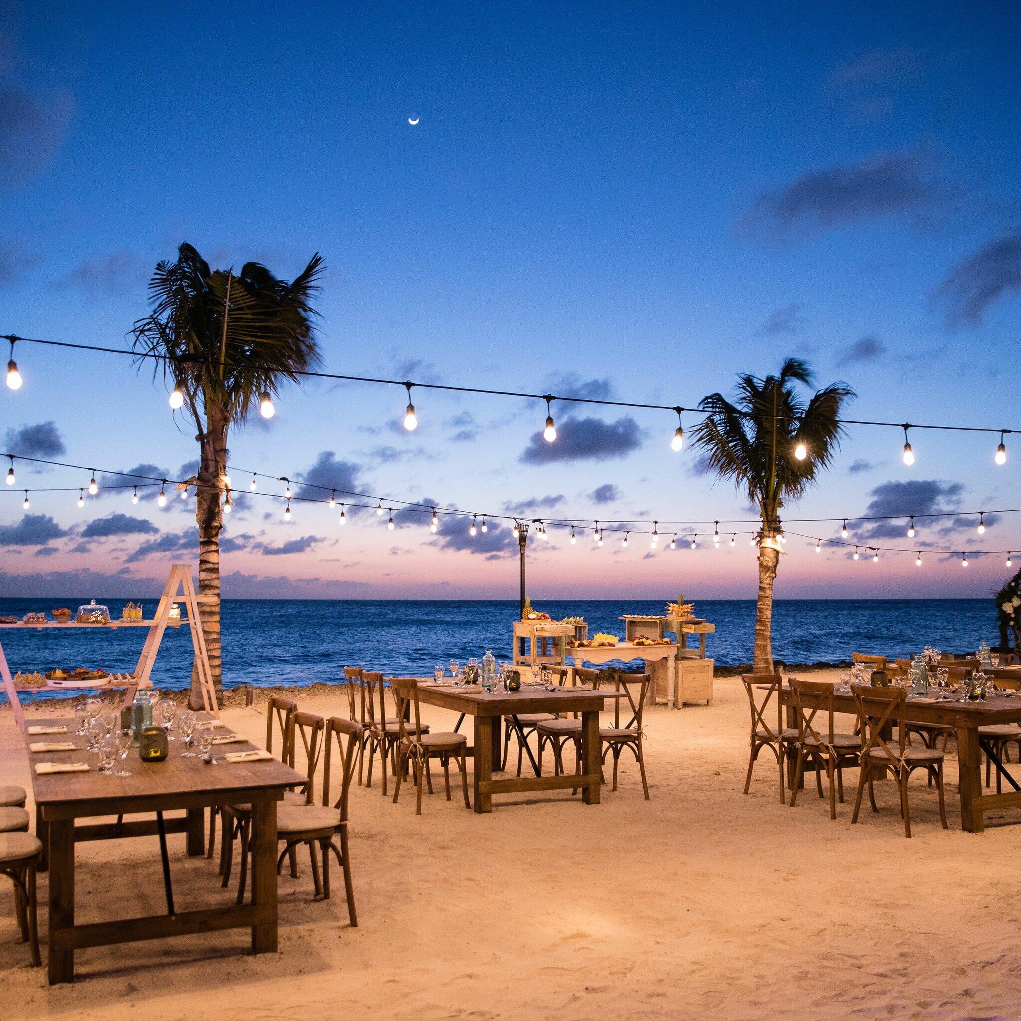 Private Island Beaches: Renaissance Island, Aruba