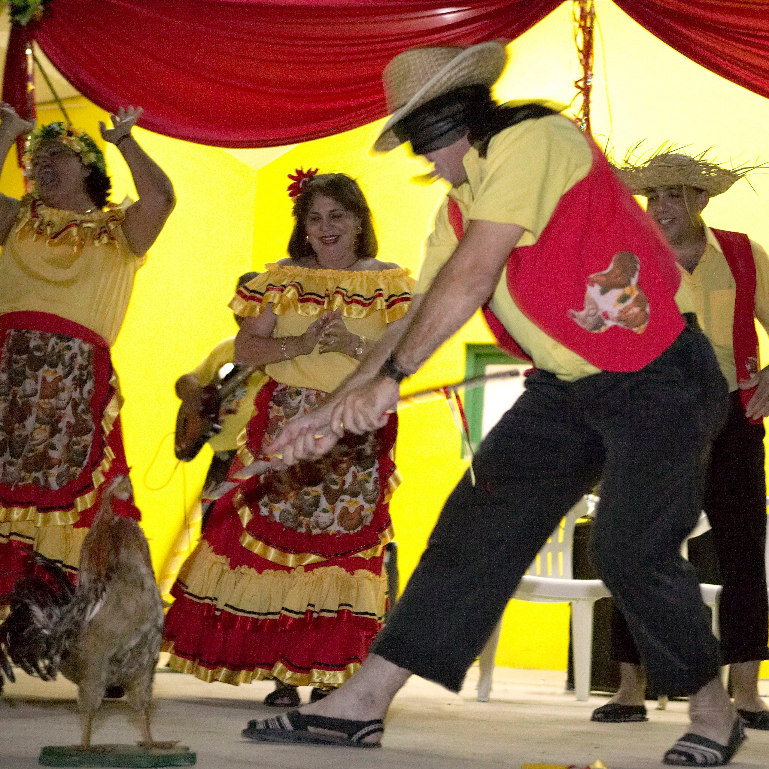 2019 Dera Gai (St. John's Day) In Aruba